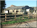 TF6115 : Golden Ball Farm is for sale, Low Road, Saddlebow by Richard Humphrey