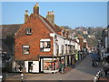 TQ4110 : Harveys of Lewes shop by Oast House Archive
