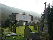 SD9126 : Vale Baptist Church, Todmorden by Humphrey Bolton