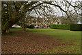 NZ2423 : Gardens, Redworth Hall by Mark Anderson