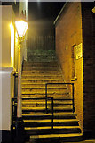 TQ8209 : Church Passage by Oast House Archive