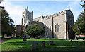 TL3844 : All Saints, Melbourn by John Salmon