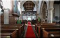 TL3844 : All Saints, Melbourn - East end by John Salmon