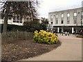 TQ2736 : NW corner of Memorial Gardens by Paul Gillett