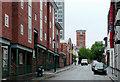 SP0686 : Gas Street, Birmingham by Roger  Kidd