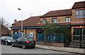TQ3982 : St Matthias, Kimberley Road, E16 by John Salmon