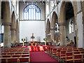TQ3871 : St John's church: interior by Stephen Craven