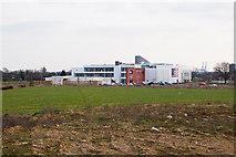 SU3715 : Ordnance Survey HQ, Adanac Drive by Peter Facey