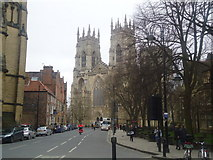 SE6052 : York Minster by Stacey Harris