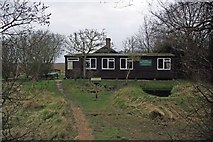 TM0308 : Bradwell Bird Observatory by Glyn Baker