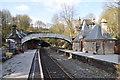 SK3057 : Cromford Railway Station by Ashley Dace