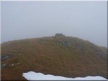 NN2119 : Point 901 - a minor summit of Beinn Bhuidhe by Richard Law