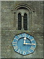 SK9818 : Clock, St James, Castle Bytham by Bob Harvey