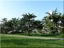 SU4212 : Southampton's splendid parks (80) by Basher Eyre