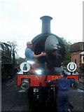 TQ4023 : BB, SECR Wainwright C class Engine No. 592 by Helmut Zozmann