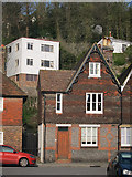 TQ4210 : House on South Street by Oast House Archive