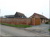 SO9559 : Part of Shell Manor Farm by Chris Allen