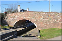 SP6989 : Grand Union Canal - Bridge 61 by Ashley Dace