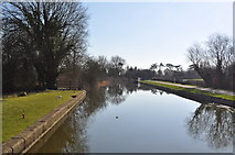 SP6989 : Grand Union Canal by Ashley Dace