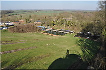 SP6989 : Grand Union Canal - Foxton Inclined Plane by Ashley Dace