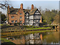 SD7400 : Bridgewater Canal, The Packet House at Worsley by David Dixon