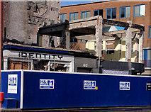 J3474 : Ann Street/Victoria Street development site, Belfast (12) by Albert Bridge