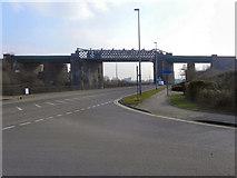 SJ7293 : Cadishead Way, Irlam by David Dixon
