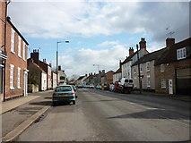 SK5993 : The A631, Sunderland Street, Tickhill by Ian S