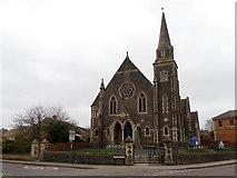 ST8026 : Gillingham Methodist Church by Maigheach-gheal