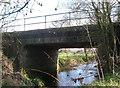 SP9426 : Bridge over Clipstone Brook by Mr Biz