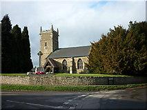 SE8821 : St John the Baptist Church, Alkborough by Ian S