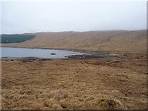 NN2617 : Towards the eastern end of the reservoir by Richard Law