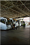 TQ2878 : Victoria Coach Station by Martin Addison