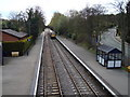 SP0073 : Barnt Green Station by Rob Newman