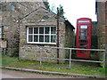NY6827 : Knock phone box by David Brown