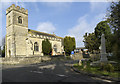 SP8027 : St. Swithun's Church, Swanbourne by Cameraman
