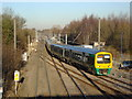 SP0073 : Railway Junction at Barnt Green by Rob Newman