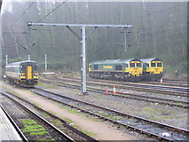 TM1543 : Railway sidings at Ipswich Station by Glen Denny