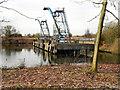 SJ7496 : Sludge Hoppers, Davyhulme Wastewater Treatment Works by David Dixon