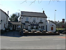 SO3204 : Goytre Arms by Colin Madge