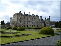NT3366 : Newbattle Abbey from the garden by kim traynor