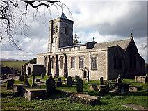 SD4983 : St Peter's Church, Heversham by Karl and Ali