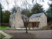 NT3366 : Archbishop Leighton's House, Newbattle by kim traynor