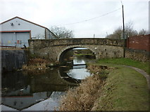 SD7328 : Leeds and Liverpool Canal Bridge #111 by Ian S