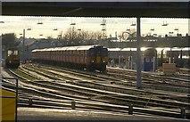 TQ2775 : Trains at Clapham Junction by Derek Harper