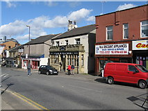 SD8913 : Rochdale:  The 'Cask and Feather' by Dr Neil Clifton
