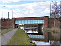 SJ6999 : Bridgewater Canal, Morley's Bridge by David Dixon