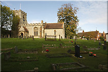 SP7330 : The Parish Church of St. Cecilia, Adstock by Cameraman