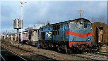 J1586 : Withdrawn rolling stock, Antrim (3) by Albert Bridge
