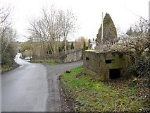 N9171 : Pillbox at Bridge on the Boyne, Co. Meath by JP